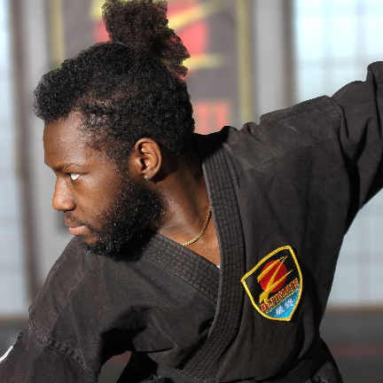 Sensei Anthony Coleman-instructor